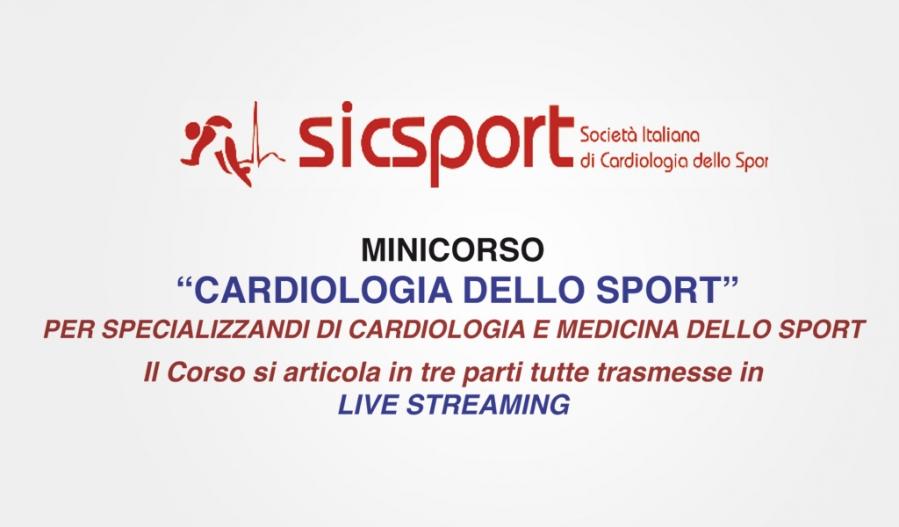 Minicorso - Cardiologia dello Sport